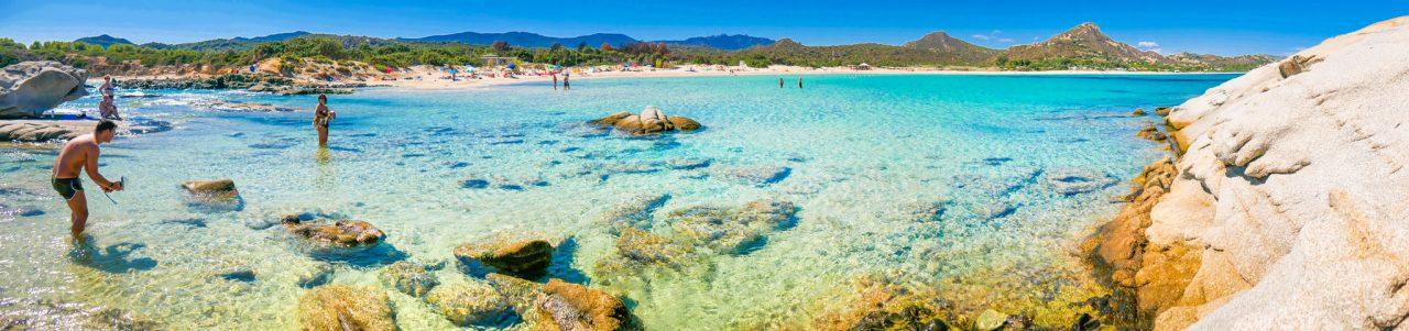 Le spiagge più belle vicino a Costa Rei