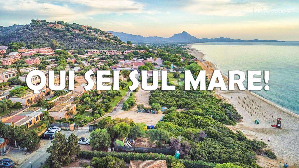 free beach residence costa rei sardegna mobile
