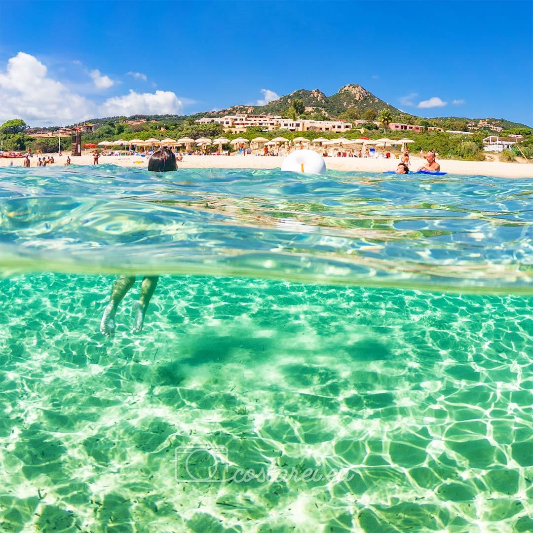 costa rei spiaggia mare free beach residence