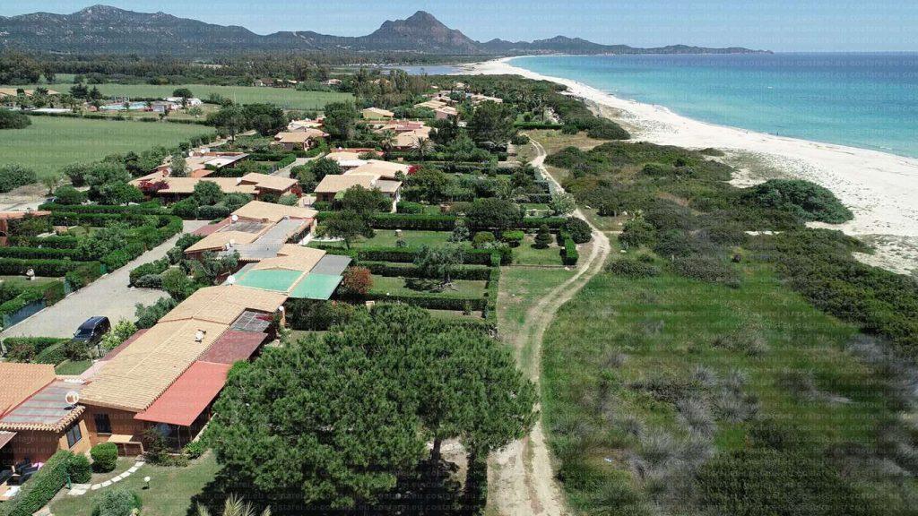 appartamento sulla spiaggia in Sardegna