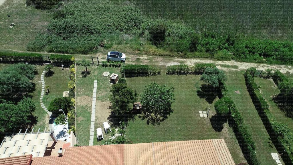 case vacanza con giardino in Sardegna