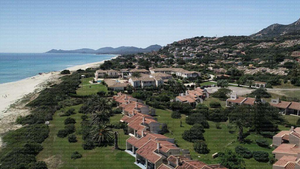 case vacanza Sardegna accesso diretto al mare