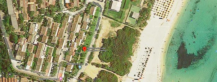 Appartamento Costa Rei sul Mare con Spiaggia Privata Parcheggio Riservato Wifi Gratis