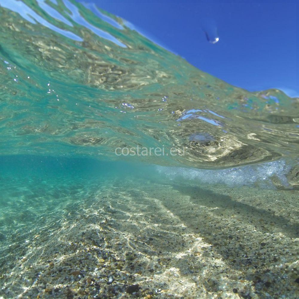 foto mare spiaggia costa rei 24