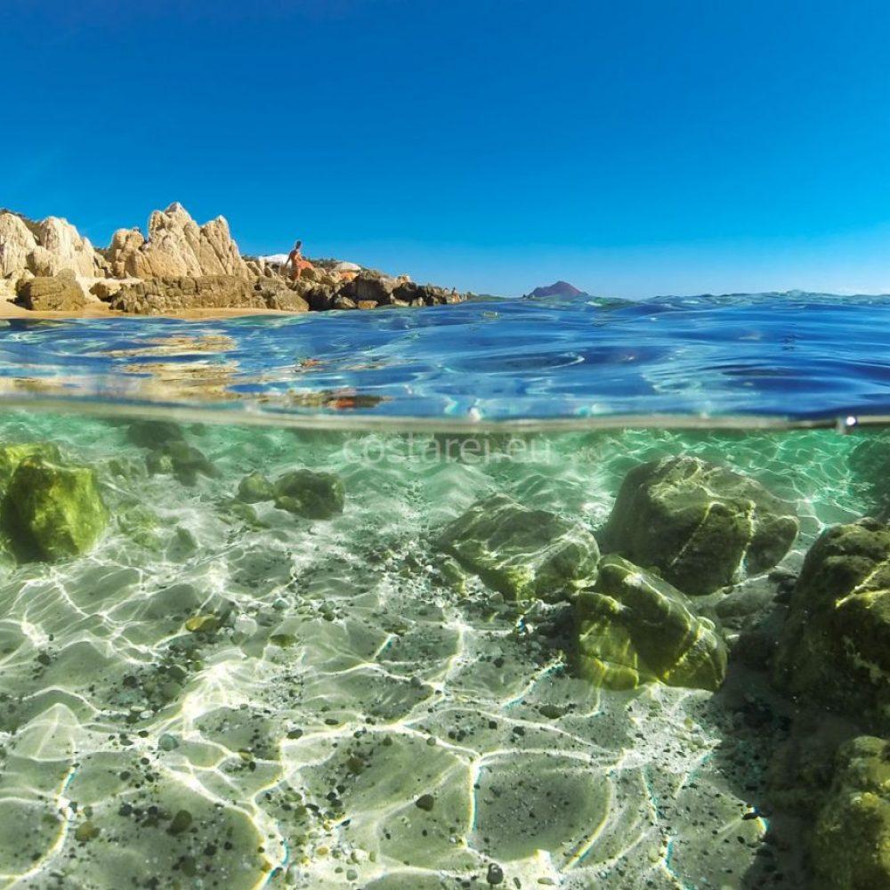 foto mare spiaggia costa rei 32