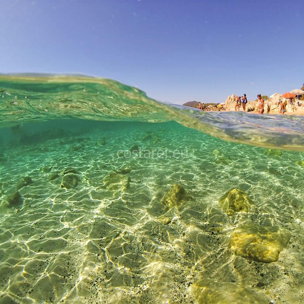 foto mare spiaggia costa rei 34
