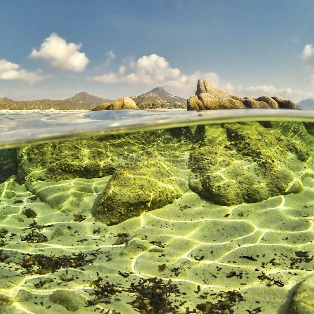 foto mare spiaggia costa rei 38