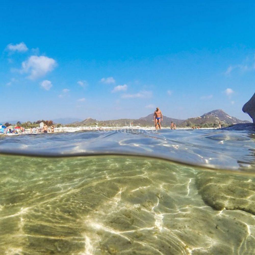 foto mare spiaggia costa rei 42