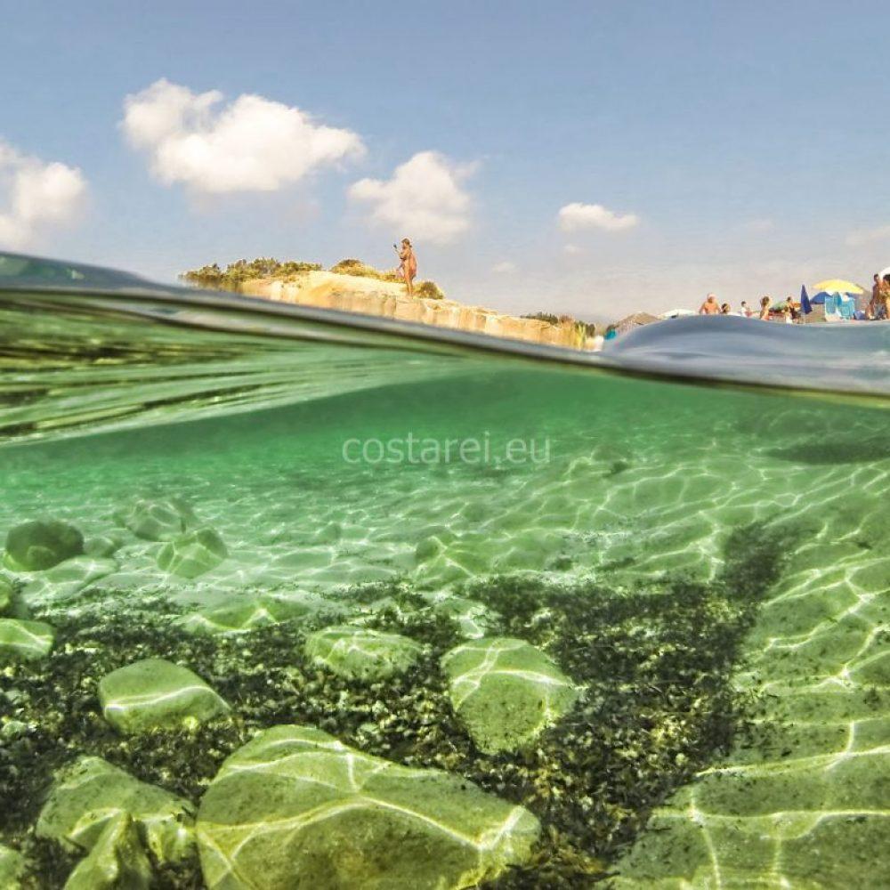 foto mare spiaggia costa rei 44