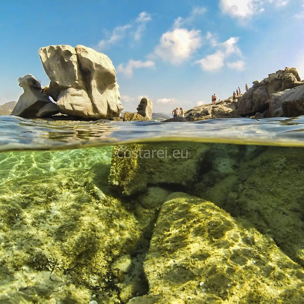 foto mare spiaggia costa rei 46