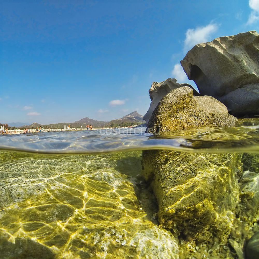 foto mare spiaggia costa rei 48