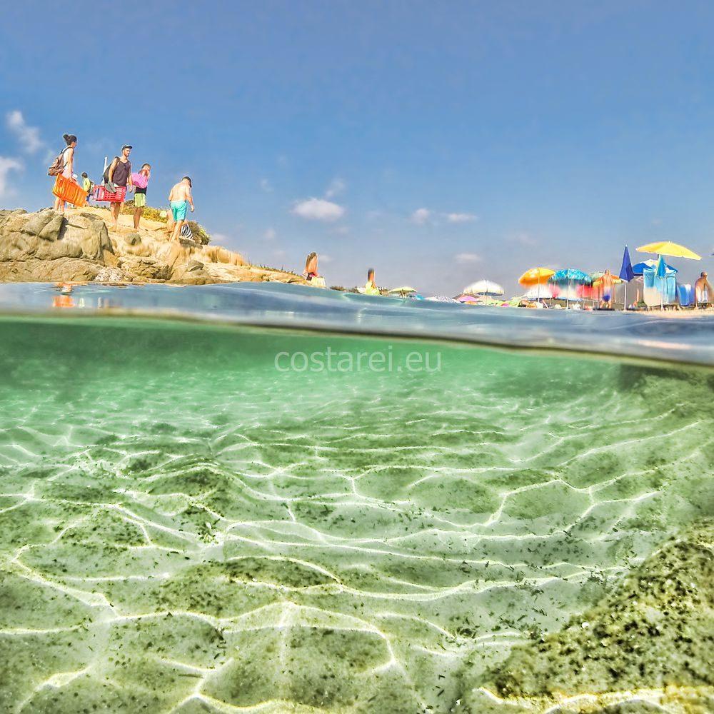 foto mare spiaggia costa rei 50
