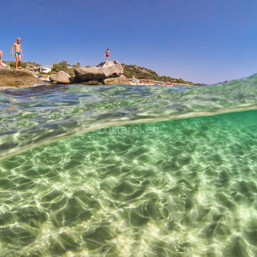 foto mare spiaggia costa rei 56