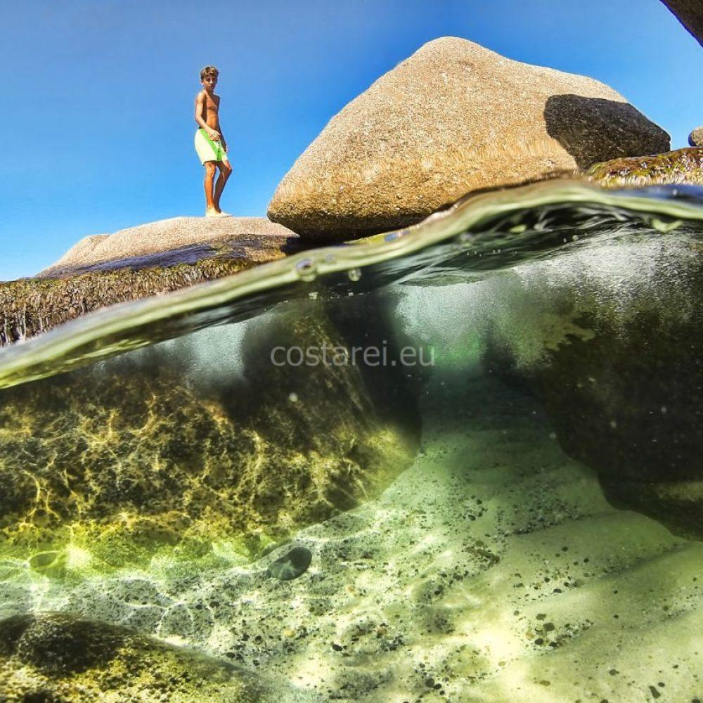 foto mare spiaggia costa rei 62