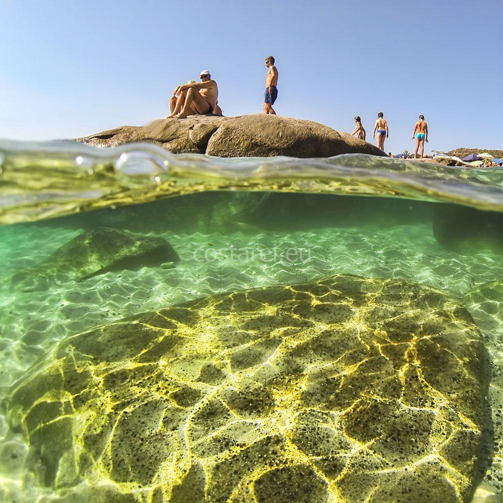 foto mare spiaggia costa rei 66
