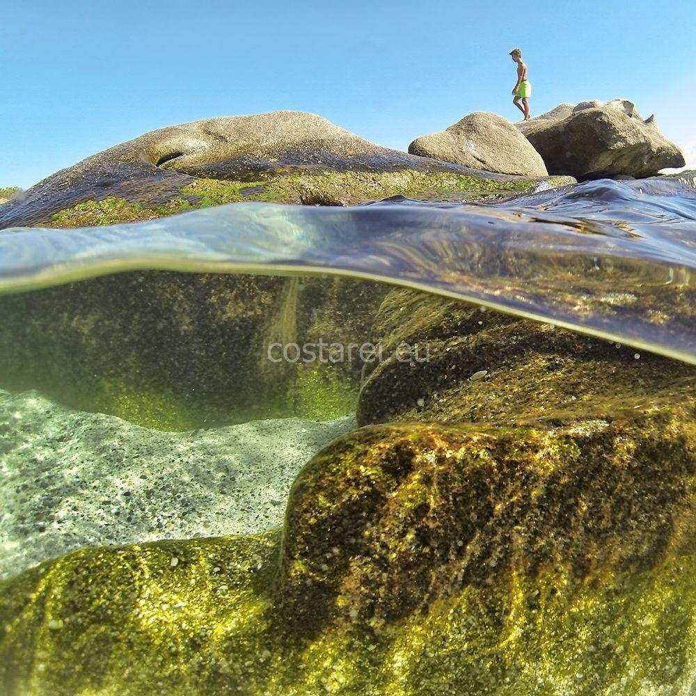 foto mare spiaggia costa rei 74