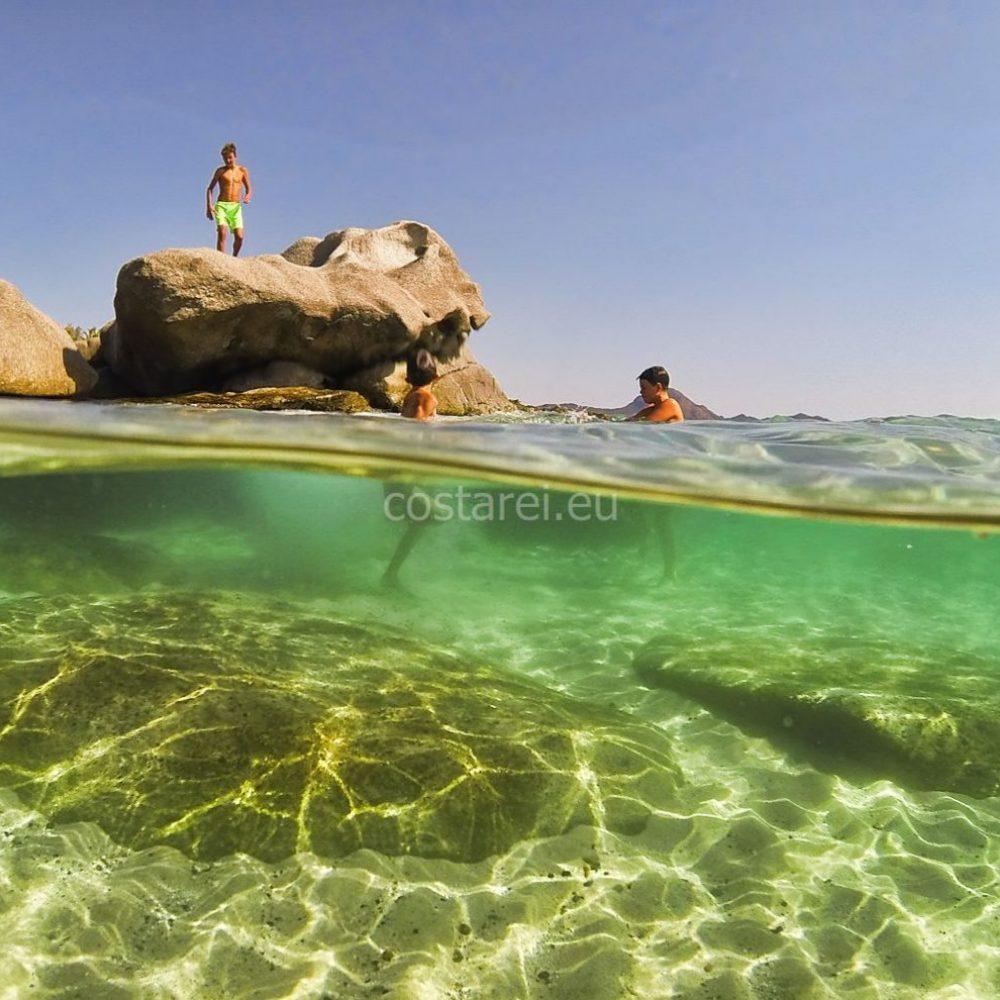 foto mare spiaggia costa rei 78