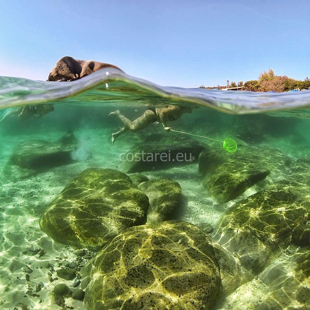foto mare spiaggia costa rei 84