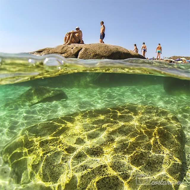 foto mare spiaggia costa rei sardegna 12