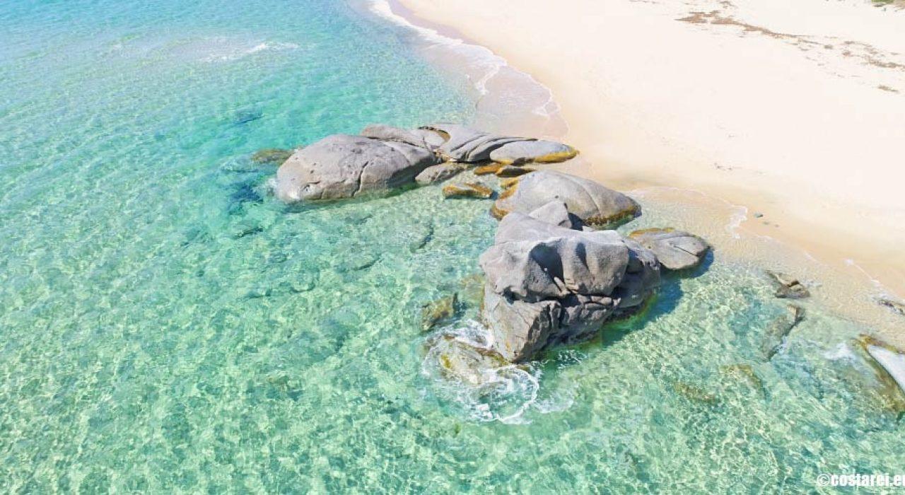 spiaggia Costa Rei Sardegna